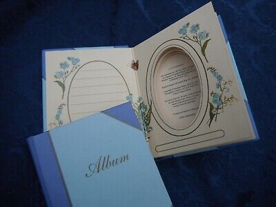 PAIR OF SMALL PHOTO ALBUMS vgc new VICTORIAN STYLE