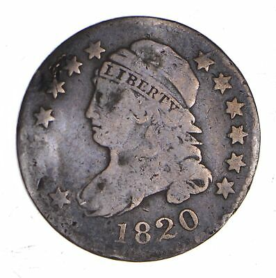 1820 Capped Bust Dime - Circulated *1154