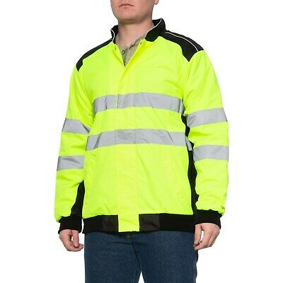 Specially made Men's Class 3 High-Visibility Work Jacket - XXL