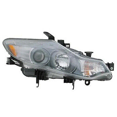 NI2503185V New Replacment Passenger Side Headlight Assembly