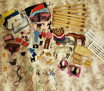 Lot of Horse Accessories * Saddles * Blankets * Bridles * Saddle Pads * Halters