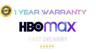 ⚡️HBO Premium MAX One Year Subscription Account⚡️✔️Fast Delivery🔥