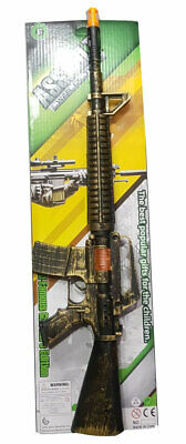 Kids Role Play Plastic Assault Rifle Toy Gun For Kids Party Bag Filler