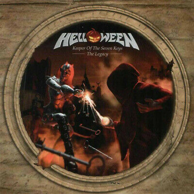 """Helloween """" Keeper Of The Seven Keys - The Legacy """" 2005  2Cd !"""