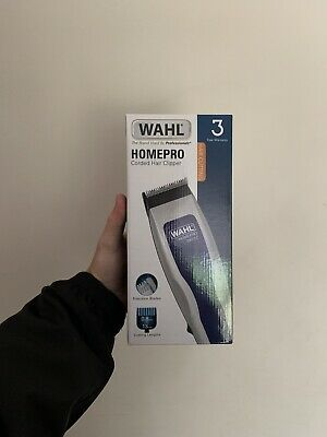 Wahl HomePro Basic Clipper Set Corded Trimmer pro Brand new  *FAST SHIPPING*