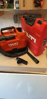 Hilti 22 A Impact And Hoover with 3 batteries