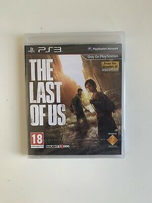 PlayStation 3 Game: The Last Of Us (Superb Factory Sealed) UK PAL PS3