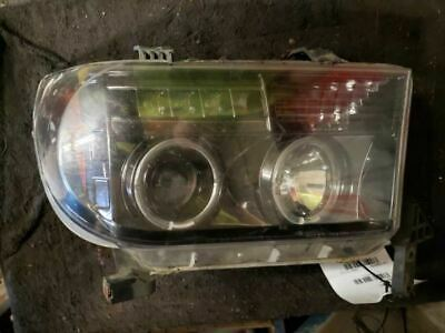 Passenger Right Headlight Aftermarket Projector Style Fits 2008 TUNDRA 682322
