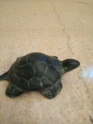 "Virginia Metalcrafters Cast Iron Turtle 4"" x 3"""