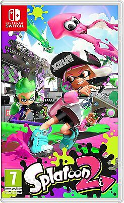 Splatoon 2  Nintendo Switch  ITA