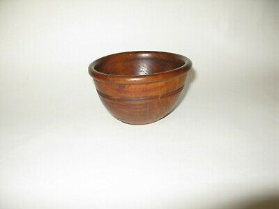 A Small Elm Bowl