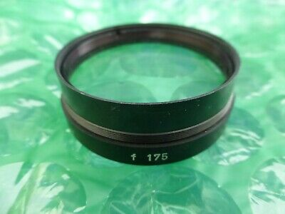 ZEISS F175 LENS 48mm FOR OPMI SURGICAL MICROSCOPE