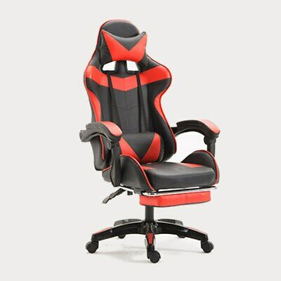 Ergonomic High Back Racing Chair Reclining Office Chair Adjustable Height Rotati