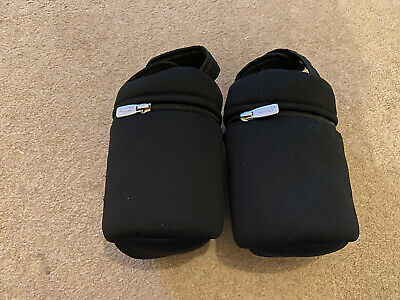 Tommee Tippee Closer to Nature Insulated Bottle Carriers X2