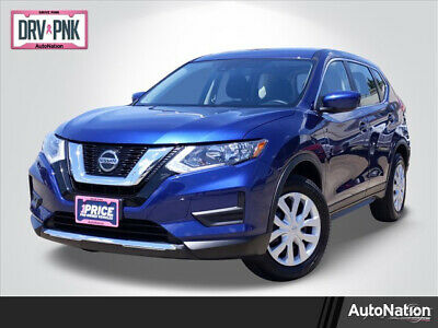 2020 Nissan Rogue S 2020 Nissan Rogue S Front Wheel Drive 2.5L I4 16V Automatic 12696 Miles