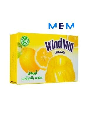Gelée de fruit (jelly) au citron WINDMILL 80 gr