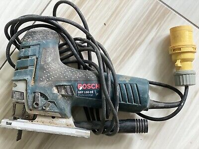 Bosch Jigsaw GST 150 CE, body grip 110v