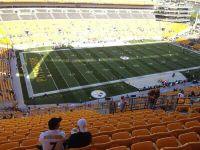 (2) Steelers vs Bengals tickets  Sunday 11/15/20 upper level under cover