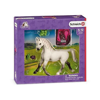 Schleich 41447 Arab Mare with Blanket Toy Figure