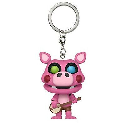 Funko Pop Keychain: Five Nights at Freddy's Pizza Simulator-Pigpatch Collecti...