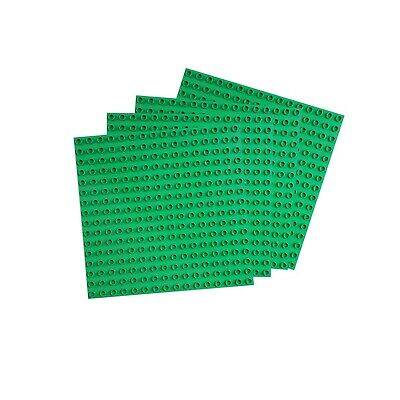 BOROLA Classic Large Blocks Baseplates Compatible for Most Major Brands Duplo...