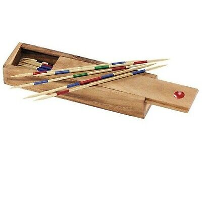 Pick Up Sticks - Wooden Classic Game
