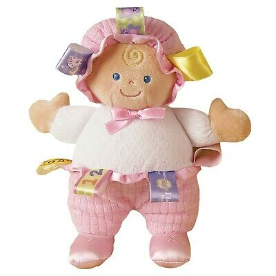 Mary Meyer Taggies Developmental Baby Doll