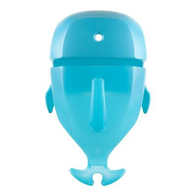 Boon Whale Pod Drain And Storage Bath Toy Scoop Blue
