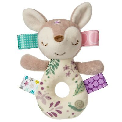 Mary Meyer - Taggies Rattle - Flora Fawn