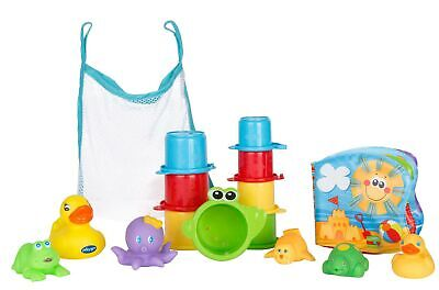 Playgro 0182933 Bath Fun Play Pack for baby infant toddler children, Playgro ...