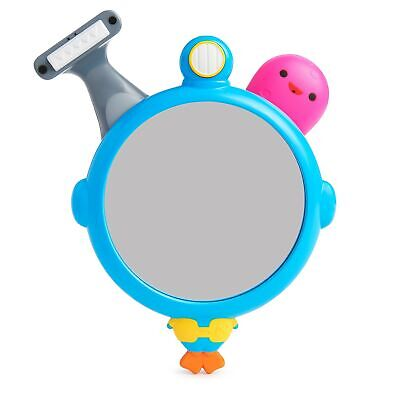 Munchkin See, Shave and Squirt Mirror and Shave Set Bath Toy