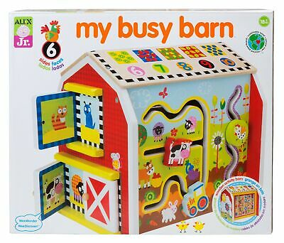 ALEX Toys - My Busy Barn Learning Toy 1998