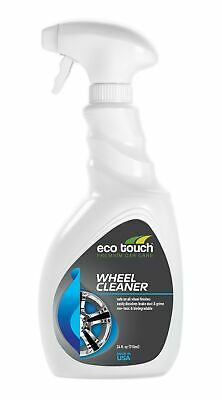 Eco Touch WHC24 Wheel Cleaner, 24-Ounce