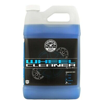 Chemical Guys CLD_203 - Signature Series Wheel Cleaner (1 Gal),Blue 1 Gallon