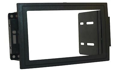 Scosche CR1289B 2005-Up Chrysler/Dodge/Jeep Nav Stereo Replacement Kit Dash Kit