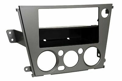 Scosche SU2025B 2005-Up Subaru Legacy/Outback Din with Pocket or Double Din