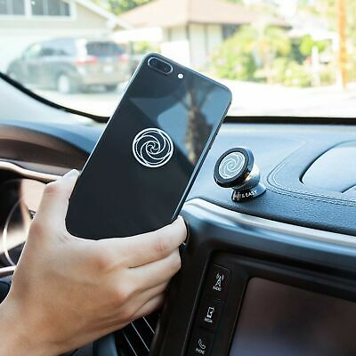 Magnetic Cell Phone Holder for Car -360° Rotation - Ultraslim with a Super St...