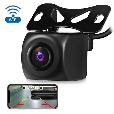AUTOLOVER Wireless Backup Camera, HD 720p Backup Camera for car, Vehicles WiF...