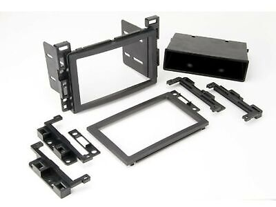 Scosche Dash Kit for 2005-Up Cadillac STS Din with Pocket and Double Din