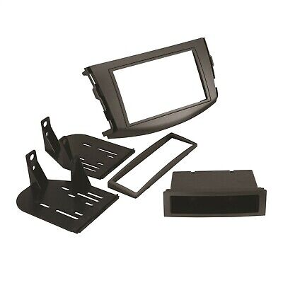 Scosche TA2055B 2007 Toyota RAV4 ISO with Pocket and Double Din Kit