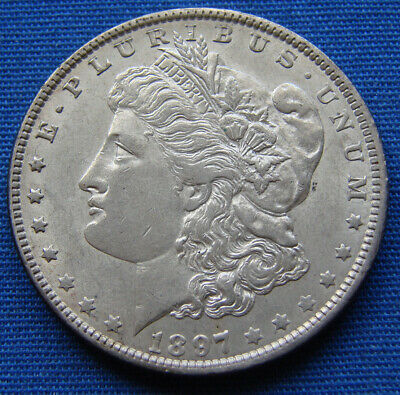"*Very Nice Looking 1897-O Morgan Silver Dollar ""Better Date""  - Estate Fresh*"