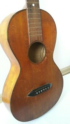 antike Gitarre  Biedermeier Gitarre antique guitar