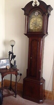 Roberts Of Otley Longcase Clock Dated 1774