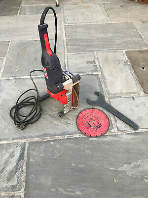 Sparky 230mm Wall Chaser- Very Good Condition- Hardly used