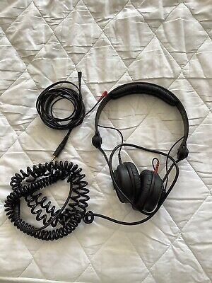 Sennheiser HD 25 Headband Headphones - Black
