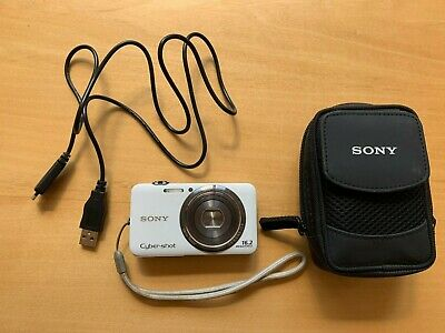 Sony Dsc Wx7 Exmor R 16.2 Mega Pixel Cyber Shot High Quality Camera