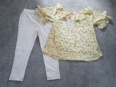 Girls 2-3 Years River Island Outfit BNWT 💜