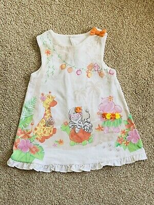 New Mayoral Girls Vest Top Age 12 Months/ Beautiful Designer Baby Girls Top