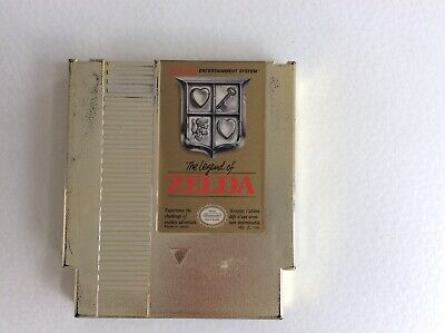 the legend of zelda Pour Nintendo Nes Pile De Sauvegarde Ok Version Fra