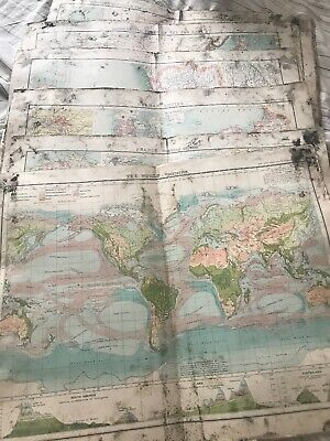 The Xxth Century Citizen Atlas Vintage Maps John Bartholomew 35+ Maps